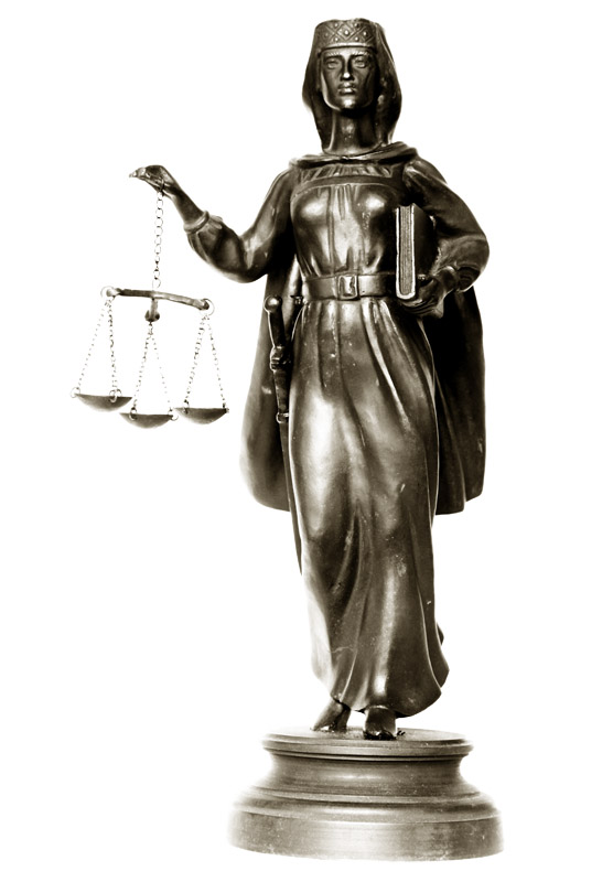 The Symbol Of Law